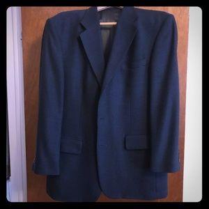Oscar de la renta men's suit jacket